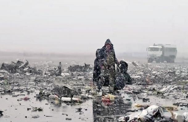Boeing в Ростове мог упасть из-за конфликта пилотов