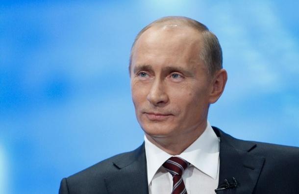 Путин приехал в Крым на стройку Керченского моста