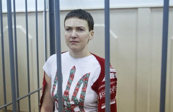 Приговор Надежде Савченко озвучат в конце марта