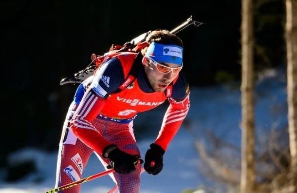Россияне остались без медалей в смешанной эстафете на ЧМ по биатлону