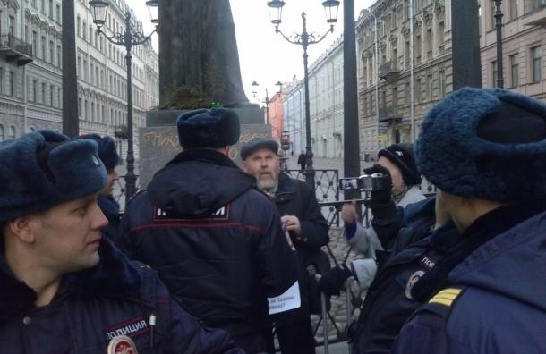 Задержан знаменитый участник оппозиционных митингов «Степаныч»