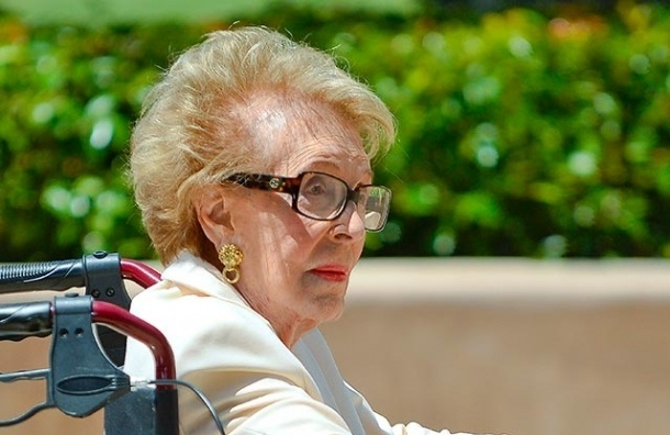 Вдова бывшего президента США Нэнси Рейган ушла из жизни