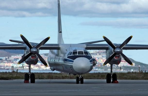 Российский Ан-26 упал в Бангладеш с четырьмя людьми на борту