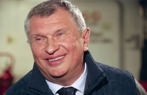 Сечин пришел в раздевалку хоккеистов ЦСКА перед главной игрой клуба