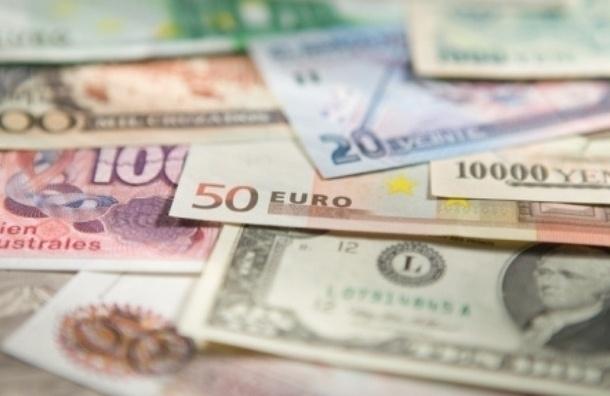 Евро опустился ниже 78 рублей