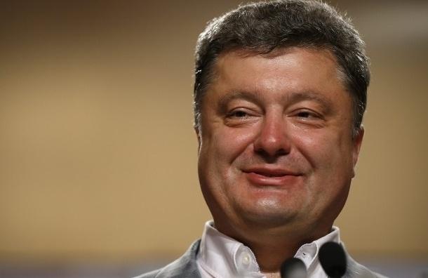 Доступ на выступление Порошенко в Вашингтоне ограничили из-за стрельбы