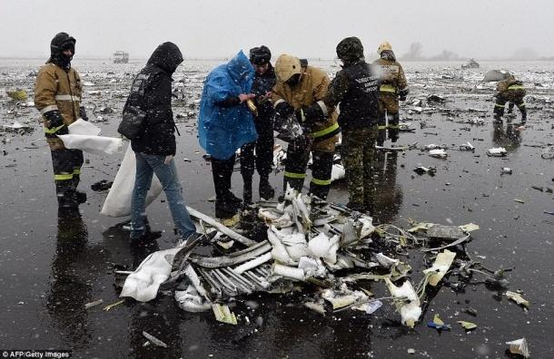 Управление СК по особо важным делам займется расследованием крушения Boeing