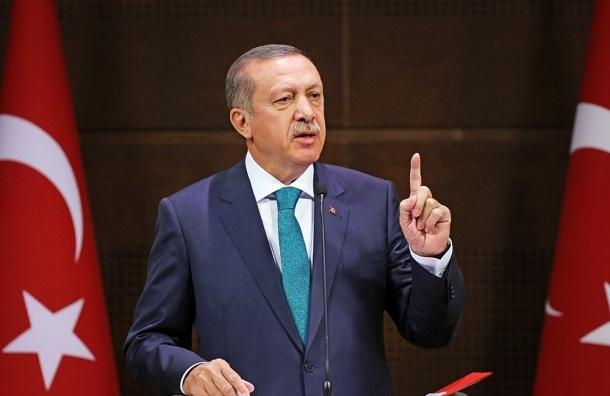 Посла Германии вызвали  МИД Турции после сатирического ролика про Эрдогана