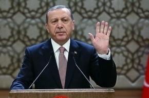 Эрдоган выразил соболезнования в связи с крушением самолета в Ростове-на-Дону