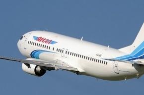 Пассажирский самолет без одного колеса на шасси приземлился в Тюмени