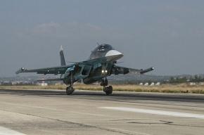 Первая группа российских самолетов вылетела из Сирии
