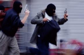 Вооруженные разбойники ограбили ломбард на проспекте Луначарского