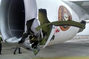 Самолет с Iron Maiden врезался в буксир в аэропорту Чили