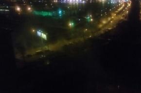 Автомобили сварились в кипятке на Орджоникидзе