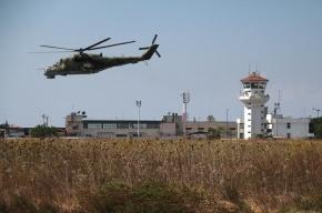 Россия оставила свой контингент в Сирии для защиты баз в Хмеймиме и Тартусе