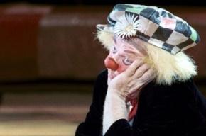 Штраф за гастроли клоуна Попова может получить цирк на Фонтанке
