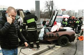 Боец ММА рассказал о смертельном ДТП с его Lamborghini
