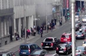 Взрывы прогремели в метро Брюсселя