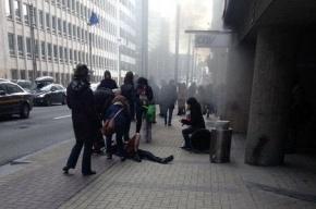 Четвертый взрыв произошел на станции метро в Брюсселе