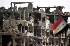Электричество пропало во всей Сирии