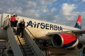 Петербург и Белград наладят постоянное авиасообщение