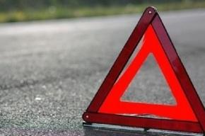 Двое погибли в аварии с грузовиком в Ломоносовском районе