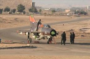 Сирийский истребитель МиГ-21 сбит при посадке в провинции Хама