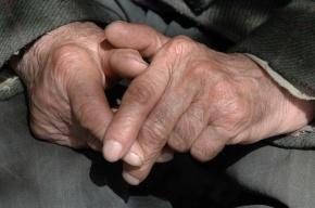 Серию ограблений пенсионеров расследуют в Петербурге