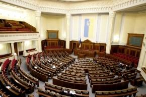 Депутаты Рады требуют разорвать дипотношения с Россией