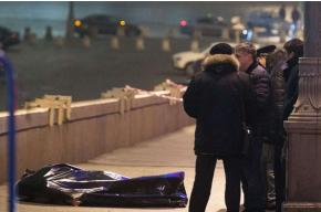 СМИ: подозреваемых в убийстве Немцова нашли по случайному звонку