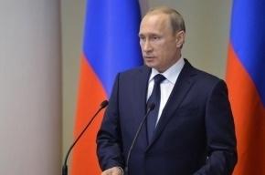 Путин предложил ужесточить наказания за нарушение ПДД