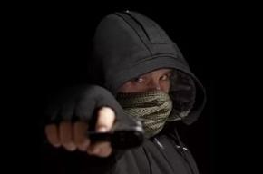 Разбойники запугали менеджера «Юлмарта» в Купчино выстрелом в стену