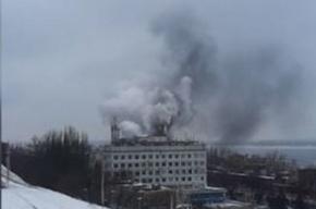 Рабочий пострадал в результате взрыва на Самарской ГРЭС