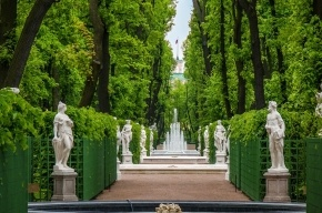 Русский музей может ввести плату за вход в Летний сад