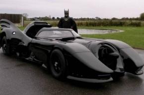 «Бэтмобиль» продают в России за €1 млн