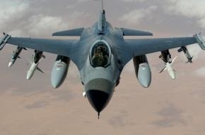 Американский истребитель разбился в Афганистане