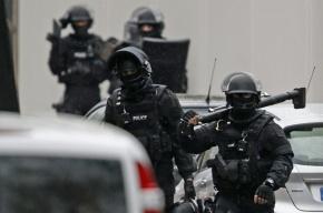 Взрывчатку нашли на окраинах Парижа