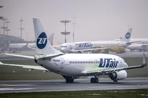 Самолет экстренно сел во Внуково после хлопка в двигателе