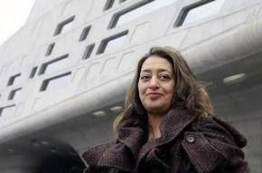 Архитектор Заха Хадид умерла из-за сердечного приступа