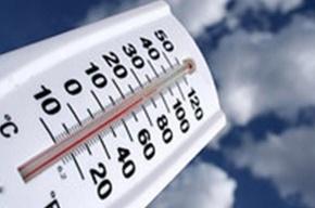 Новый температурный рекорд установлен в Санкт-Петербурге