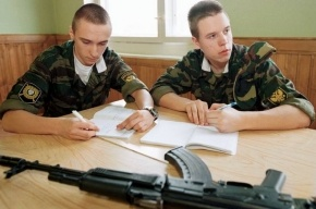 Макаров хочет, чтобы дети были готовы к военной службе