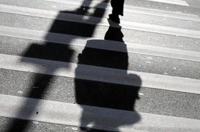 Очевидцы: пешехода сбили насмерть недалеко от «Приморской»