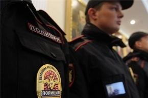 Лжеполицейский грабил людей в Петербурге