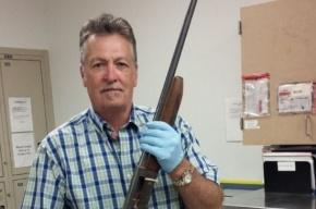 Полиция опубликовала фотографии ружья, из которого застрелился Кобейн