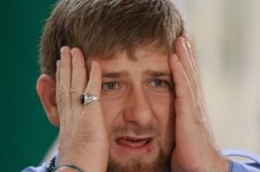 Кадыров сбросил почти 10 килограмм на нервной почве