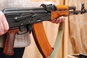 Контрактник из Ленобласти застрелился во время караула
