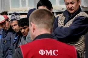 ЗакС решил бороться с трудовыми мигрантами