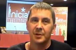 Один из лидеров баскских сепаратистов Арнальдо Отеги вышел на свободу
