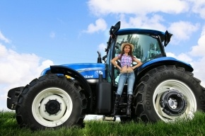 Кубанские фермеры приедут к Путину на тракторах попросить о помощи