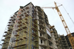 Строитель сорвался с восьмого этажа на стройке в Кудрово
